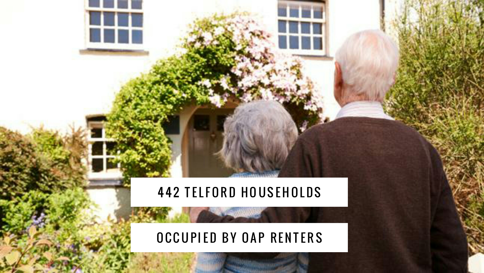 442 Telford Households Occupied by OAP Renters